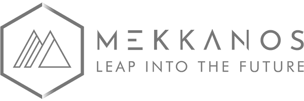 logo Mekkanos gray