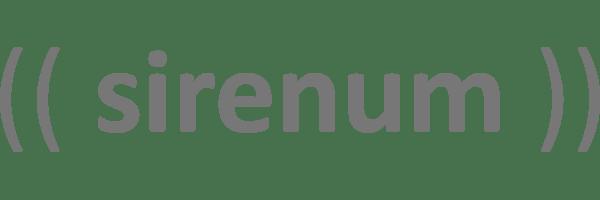 logo Sirenum gray