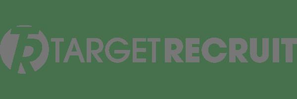 logo TargetRecruit gray